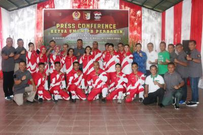 Ketum PB Perbakin Lepas Tim Petembak Indonesia ke World Cup Beijing