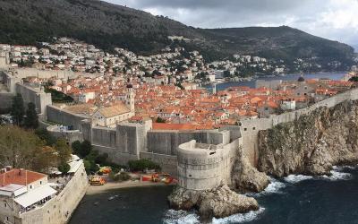 Serunya Menjelajahi Kota Tua Dubrovnik, King's Landingnya Game of Thrones