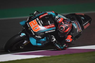 Manajer Tim Petronas Yamaha SRT Ingatkan Quartararo untuk Tidak Jemawa
