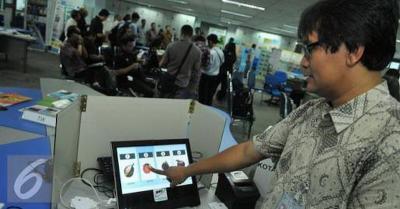 Teknologi E-voting Cegah Manipulasi Data saat Pemilu