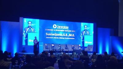 Duo Defisit Jadi Masalah Mendasar Ekonomi Indonesia