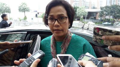 Sri Mulyani: KSSK Tak Pernah Bahas Pembentukan Holding Perbankan