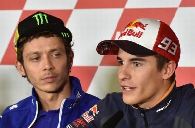 Marquez dan Rossi Dukung Diselenggarakannya MotoGP Meksiko