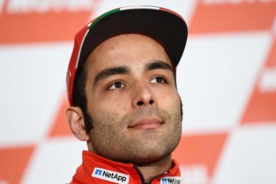 Petrucci Siap Tampil Kompetitif di MotoGP Spanyol 2019
