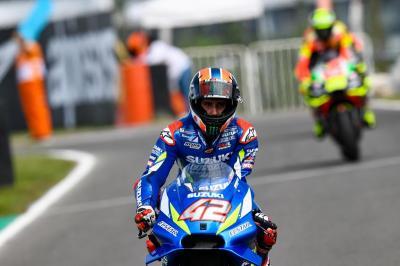 Rins Yakin Tren Positifnya Berlanjut ke MotoGP Seri Eropa
