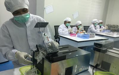 Intip Proses Pembuatan Rapid Test hingga Dipasarkan kepada Konsumen