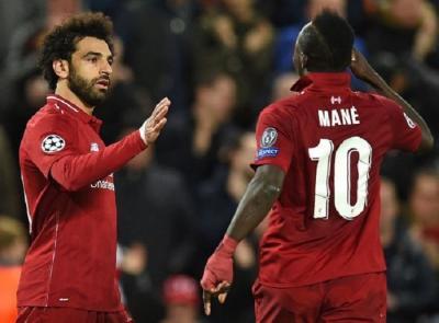 Semifinal UCL Liverpool vs Barcelona 7 Mei, Salah dan Mane Tetap Berpuasa?