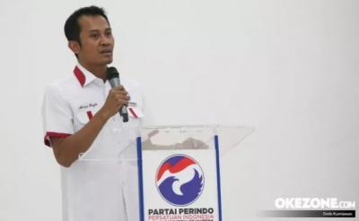 Sekjen Perindo: Seluruh Caleg Harus Bersatu Amankan Suara Partai