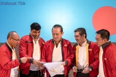 Indosat Ooredoo Tunjuk CEO Baru Gantikan Chris Kanter
