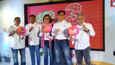 3 Siapkan Jaringan Antisipasi Lonjakan Trafik saat Mudik dan Lebaran 2019