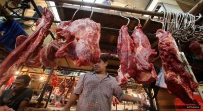 Bagaimana Pasokan Daging Jelang Lebaran?