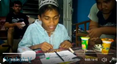 Tantang Arwah Penasaran, Remaja Pria Ini Kena Auto Azab