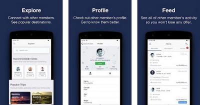 Aplikasi Noompang Bantu Pengguna Cari Tebengan untuk Mudik