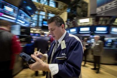 Imbas Pelarangan Android di Huawei, Wall Street Dibuka Melemah