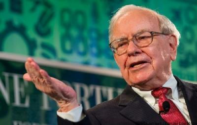 Buffett Kuasai 483.300 Saham Amazon, Nilainya Rp13 Triliun