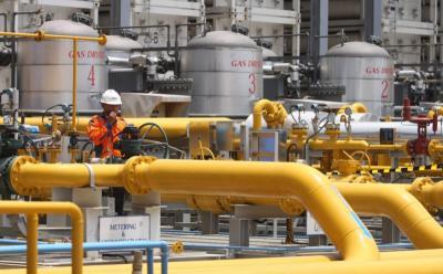 PGN Copot Tumbur Parlindungan dari Dirut Saka Energi