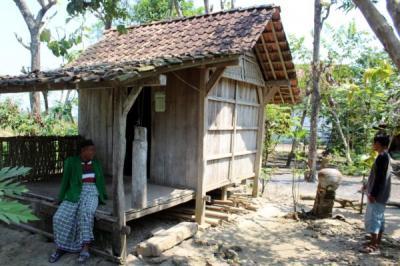 Misteri Masjid Tiban di Pinggir Bengawan Solo Desa Tanggan Sragen