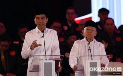 Makna di Balik Angka 21 Pada Kemenangan Jokowi-Ma'ruf Amin