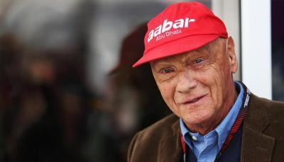 Legenda F1, Niki Lauda Tutup Usia