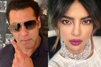 Terima Kasih ke Priyanka Chopra, Salman Khan Sindir Kepergiannya dari Bharat?