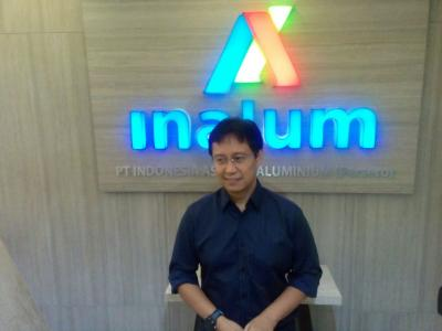 Inalum Targetkan Produksi 1 Juta Ton Alumunium