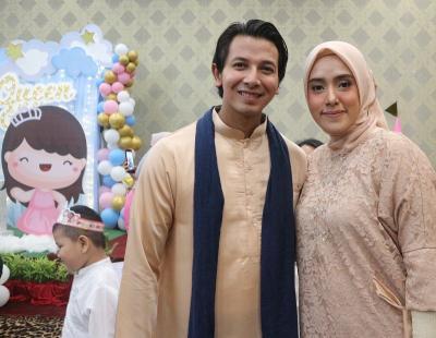 Irit Bujet, Fairuz A Rafiq Rayakan 3 Momen Penting Bersamaan