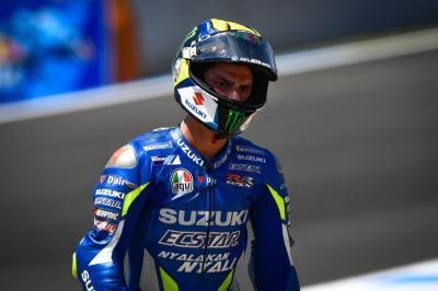 Joan Mir Ambil Hikmah dari MotoGP Prancis 2019