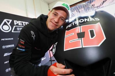 Rossi Komentari Penampilan Quartararo di Le Mans
