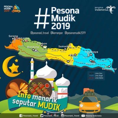PesonaMudik2019: Top 10 Destinasi Blora, Nomor 1 Gowa Terawang