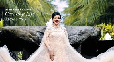 Kenalan dengan Dewi Pringgodani, Kolektor Ratusan Tas Mewah