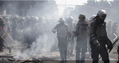 Curhatan Seorang Petugas Brimob di Aksi 22 Mei, 'Takdir Sudah Ada yang Atur'