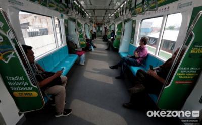 Pagi Ini MRT Jakarta Kembali Beroperasi Penuh Lebak Bulus-Bundaran HI