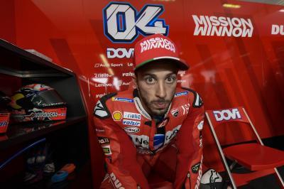 Marquez Akui Dovizioso Masih Jadi Lawan Berat di MotoGP 2019