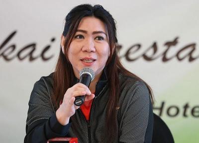 Susy Susanti: Kita Bisa Bersatu Angkat Nama Indonesia!