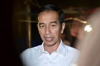 JK Bertemu Prabowo, Ini Kata Jokowi