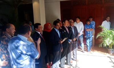 Sandiaga Uno: Gugatan ke MK Dilakukan untuk Memenuhi Tuntutan Rakyat yang Kecewa