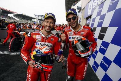 Dovizioso Optimis Tatap MotoGP Italia dan Catalunya 2019