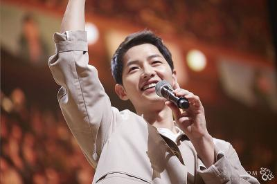Dapat Suntikan Dana, Film Baru Song Joong Ki Mulai Syuting Juli 2019