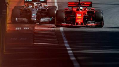 Rosberg Sayangkan Sikap Vettel di F1 GP Kanada 2019