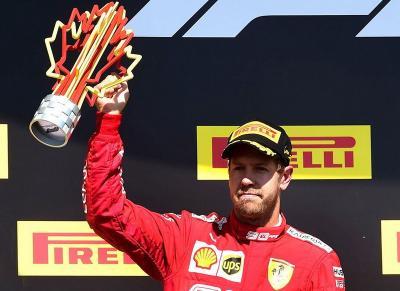 Bos Mercedes Buka Suara soal Hukuman Vettel di F1 GP Kanada 2019