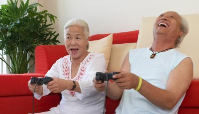 38 Persen Warga Amerika Usia 50 ke Atas Ternyata Gamer