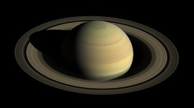 NASA Cassini Ungkap Detail Cincin Saturnus