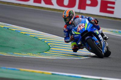 Rins Kecewa dengan Hasil Kualifikasi MotoGP Catalunya 2019