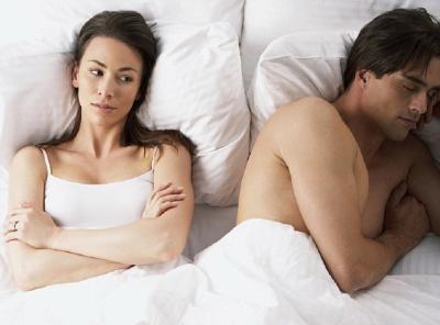Kenapa Ya ketika Stres Gairah Seks Jadi Menurun?