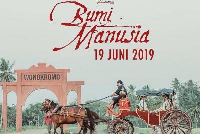 Hanung Bramantyo Bocorkan Jadwal Rilis Poster Film Bumi Manusia