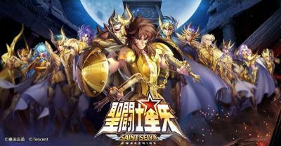 Game Mobile Saint Seiya : Awakening Telah Hadir, Ayo Main