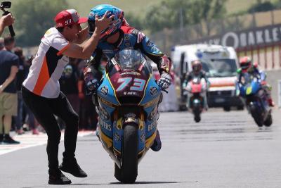 Marquez Sambut Gembira Kemenangan Beruntun sang Adik di Moto2
