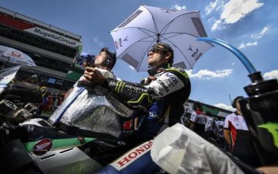 Crutchlow Tak Kecewa meski Gagal Finis di MotoGP Catalunya 2019