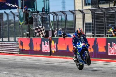 Suzuki Senang Rins Rebut Poin Penting di MotoGP Catalunya 2019