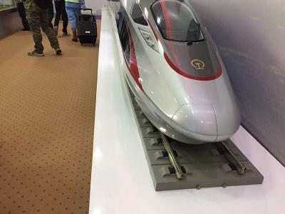 Kereta Cepat Jakarta-Bandung Pakai Generasi Terbaru, Bisa Melesat 350 Km Jam